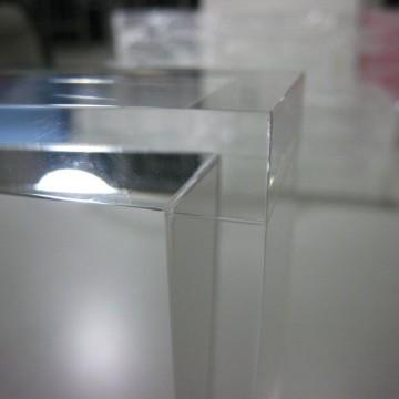 Plexiglass!